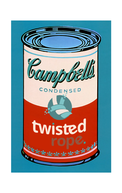 Warhol Twisted Art